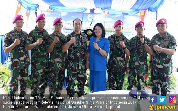 Pasukan Elite Denjaka Meraih Hasil Gemilang - JPNN.COM
