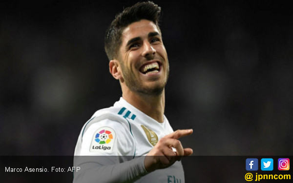 Chelsea Goda Marco Asensio 2 Kali Gaji di Madrid - JPNN.COM