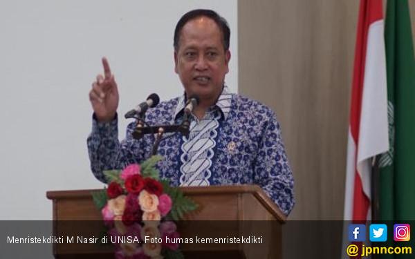 Menristekdikti Dukung PT Buka Program Magister Kesehatan - JPNN.COM
