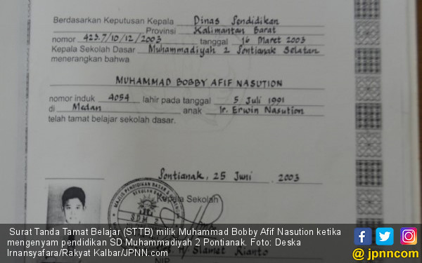 Cerita Pak Guru tentang Bobby Nasution saat Masih SD - JPNN.COM