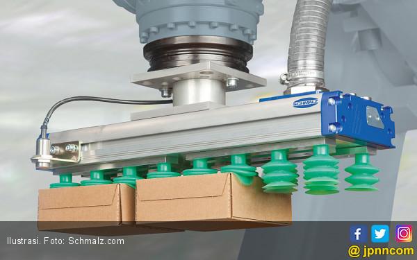 Schmalz Vacuum Handling Jadi Andalan diPameran AllPack 2017 - JPNN.COM
