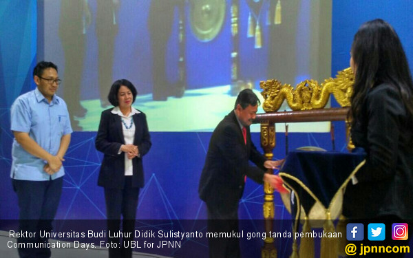 Gelar Communication Days, BEM Fikom UBL Ajak Lawan Hoaks - JPNN.COM