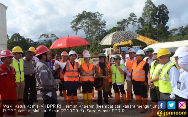 PLTP Tulehu Diharapkan Jadi Sumber Energi Listrik di Maluku - JPNN.COM