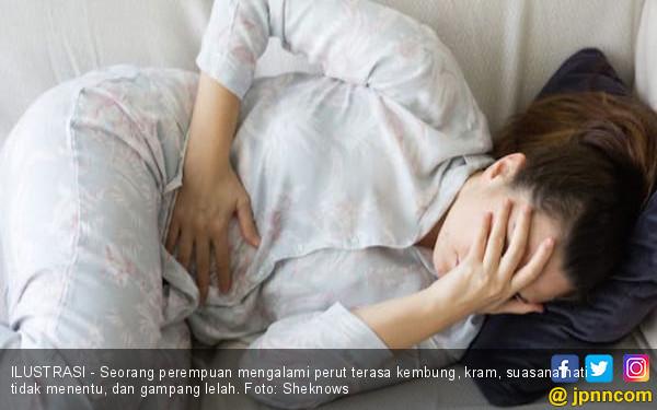 Ketahuilah, Kecemasan Berkaitan dengan Gejala PMS - JPNN.COM
