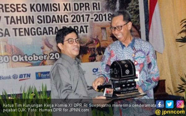 Komisi XI Apresiasi BI dan OJK Tangani Investasi Bodong - JPNN.COM