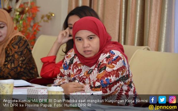Diah Pitaloka: PDIP Dukung Penuh RUU Pesantren - JPNN.com