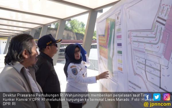 Komisi V Dorong Pembangunan Terminal Liwas Sesuai Target - JPNN.COM