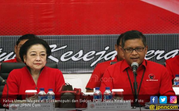 Isyarat Bu Mega soal Menteri dari Muhammadiyah dan NU - JPNN.com