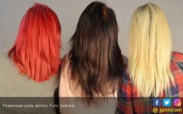 Simak Nih! Bahaya Pewarna Rambut untuk Kesehatan Anda - JPNN.COM