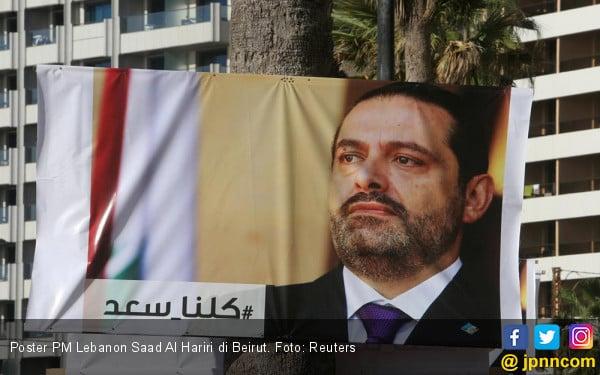 Prancis Isyaratkan PM Lebanon Disekap Saudi - JPNN.COM
