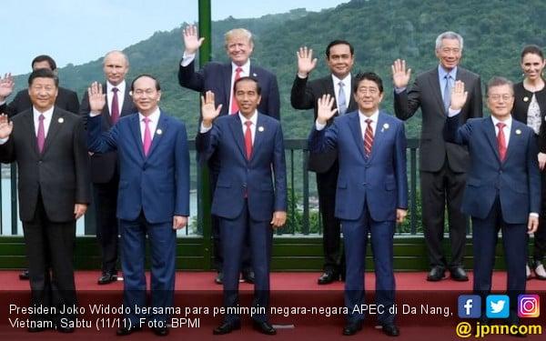 Jokowi Dorong APEC Pastikan Ekonomi Digital Untungkan Rakyat - JPNN.COM