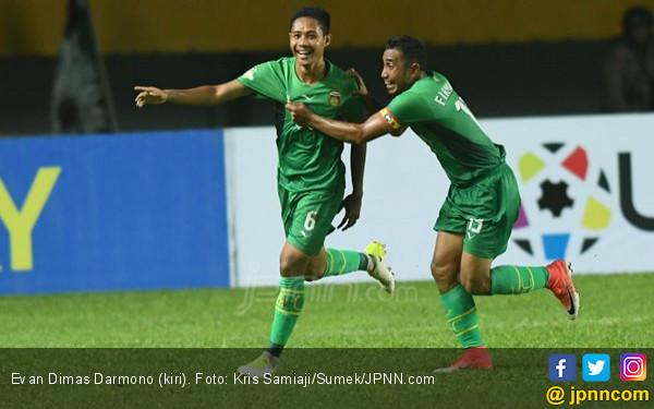 Evan Dimas Digaet Klub Besar asal Malaysia - JPNN.COM
