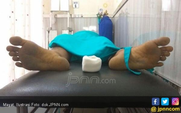 Gagal Menyalip, Pengendara Ojek Online Tewas Dilindas Truk - JPNN.COM
