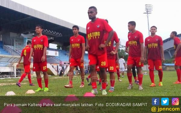 Kalteng Putra FC vs Martapura FC, Berebut 1 Tiket Semifinal - JPNN.COM