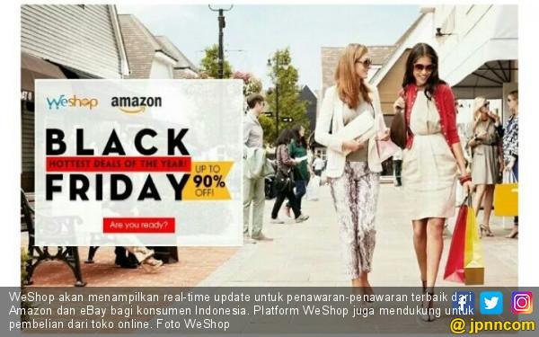 WeShop Pacu Trend E-commerce Lintas Batas - JPNN.COM