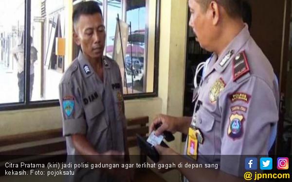 Pratama Ngaku Polisi Demi Terlihat Gagah di Depan Sang Pacar - JPNN.COM