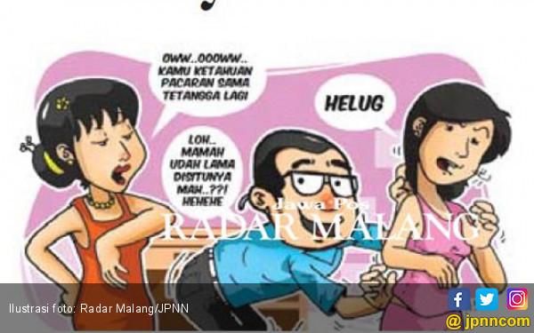 Suami Goda Tetangga, Dari Semar Mesem Hingga Jaran Goyang - JPNN.COM
