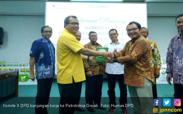 DPD Minta Pupuk Bersubsidi di Jatim Dikelola dengan Baik - JPNN.COM