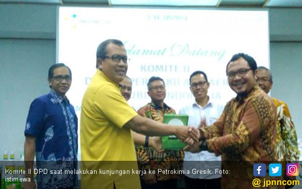 Komite II DPD Minta Pupuk Bersubsidi di Jatim Dikelola Baik - JPNN.COM