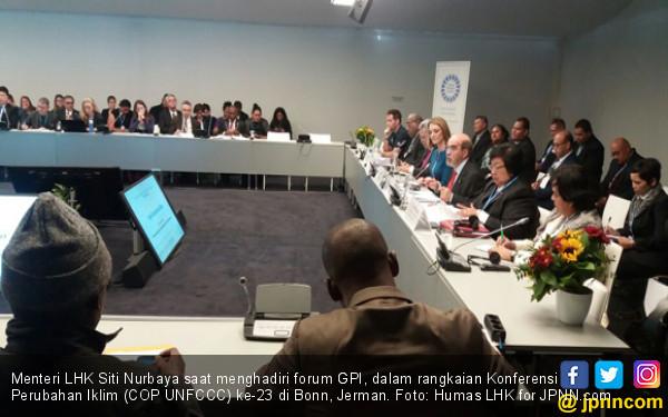 Dunia Mengapresiasi Strategi Indonesia Melindungi Gambut - JPNN.COM