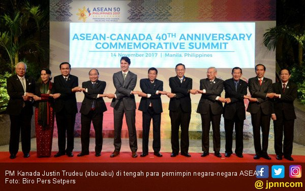 Jokowi Ajak PM Ganteng Kanada Promosikan Keterbukaan Ekonomi - JPNN.COM
