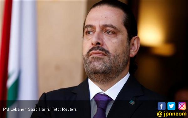 Hariri Mengaku Bebas di Saudi, Tapi Ekspresinya Berkata Lain - JPNN.COM
