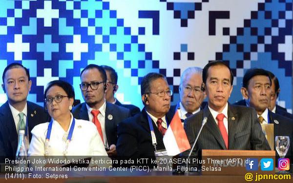 Jokowi Singgung Potensi Ketegangan di Semenanjung Korea - JPNN.COM