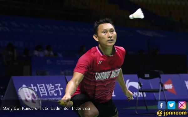 Sony Dwi Kuncoro Kandas di Kualifikasi China Open - JPNN.COM