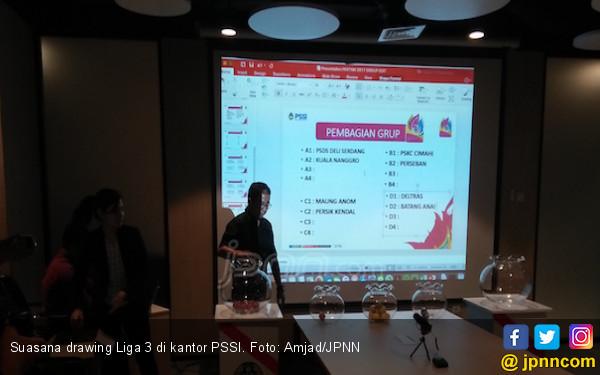 Inilah Hasil Drawing Putaran Final Liga 3 - JPNN.COM