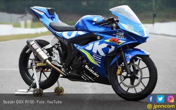 Pangsa Pasar Kecil, Suzuki Genjot Penjualan Motor Sport - JPNN.COM