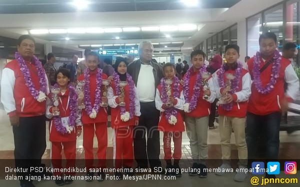 Diikuti 20 Negara, Siswa SD Indonesia Raih 4 Emas - JPNN.COM