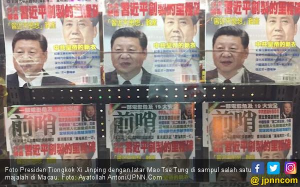 Survei Terkini: Tiongkok Dianggap Ancaman Terbesar bagi RI - JPNN.COM