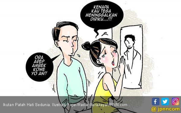 Ikutan Patah Hati Sedunia - JPNN.COM