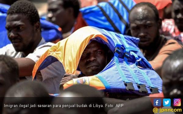 Lelang Budak di Afrika Terungkap, Pria Muda Dijual Rp 8 Juta - JPNN.COM