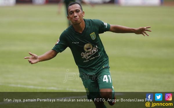Sriwijaya FC vs Persebaya: Berharap Banyak pada Irfan Jaya - JPNN.COM