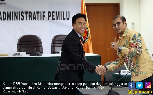 Bawaslu Perintahkan KPU Terima Pendaftaran 3 Parpol Ini - JPNN.COM