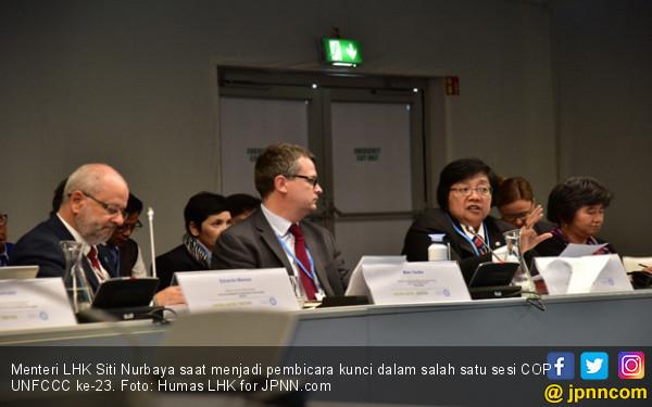 Menteri Siti: Perhutanan Sosial Menjadi Perhatian Dunia - JPNN.COM
