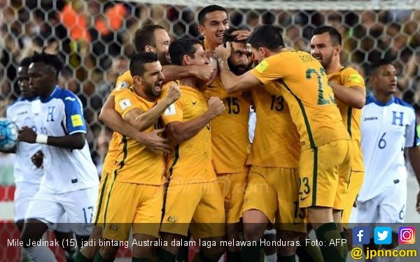 Australia Raih Tiket Piala Dunia 2018 - JPNN.COM