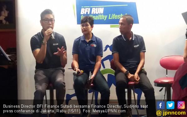 BFI Run 2018 Targetkan 6 Ribu Peserta - JPNN.COM