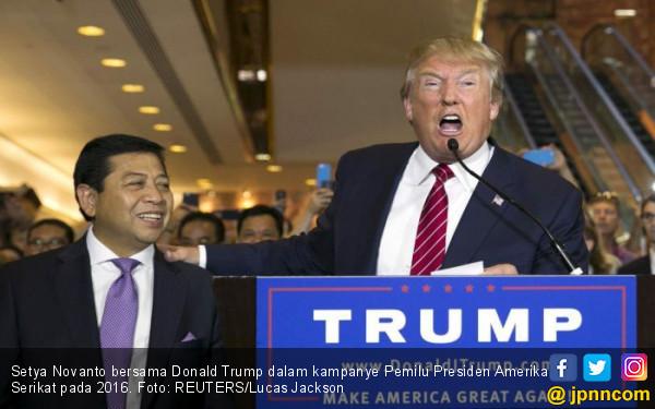 Wabah Corona Makin Mengerikan, Donald Trump Sebut Obat Ini Hadiah dari Tuhan