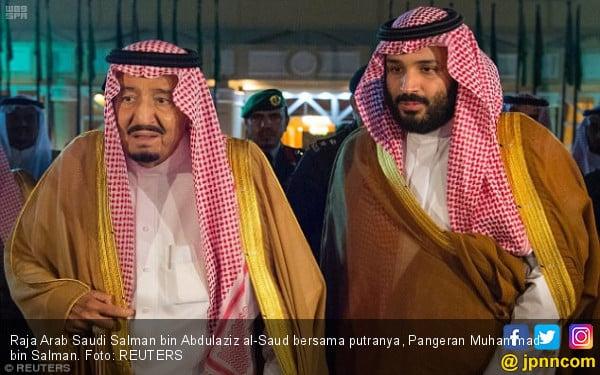 Inikah Sinyal Joe Biden Akan Menghukum Anak Kesayangan Raja Salman? - JPNN.com