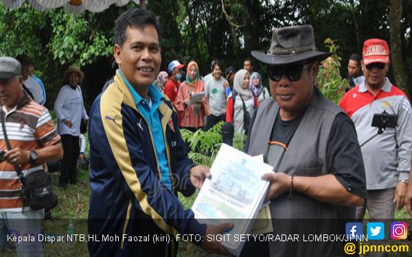 Pelari dari 18 Negara Ramaikan Lombok Marathon - JPNN.COM