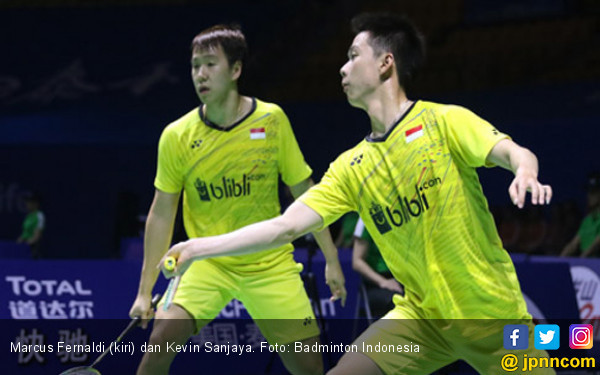 Jadwal Semifinal China Open Siang Ini - Olahraga JPNN.com