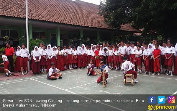 Beginilah Penguatan Pendidikan Karakter Siswa-siswi di Bogor - JPNN.COM