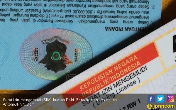 Sanksi Berat bagi Polisi yang Mempersulit Pembuatan SIM - JPNN.COM
