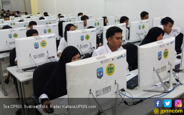 Siapkan Rp 1 Miliar untuk Rekrutmen CPNS 2018 - JPNN.COM