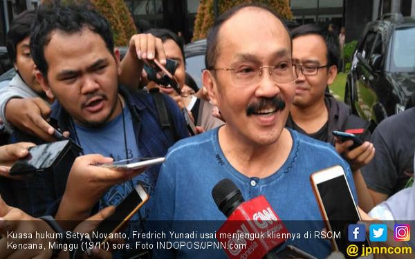 Anak Buah Fredrich Sempat Diancam KPK? - JPNN.COM