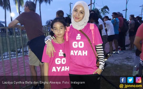 Laudya Cynthia Bella Batasi Anaknya Minum Soda - JPNN.com