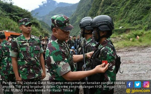 Panglima TNI: Jangan Cepat Pulang, Tugas Belum Selesai! - JPNN.com
