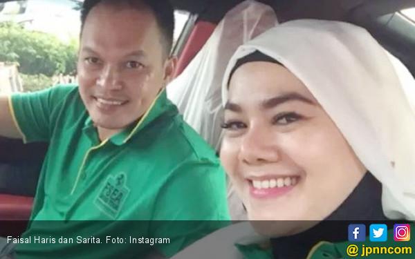 Faisal Haris Kumpul Keluarga, Begini Reaksi Warganet - JPNN.COM